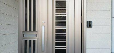 施工事例:キッチンリフォーム からの 玄関リフォーム 大竹市