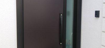 施工事例:玄関リフォーム リシェント 岩国市