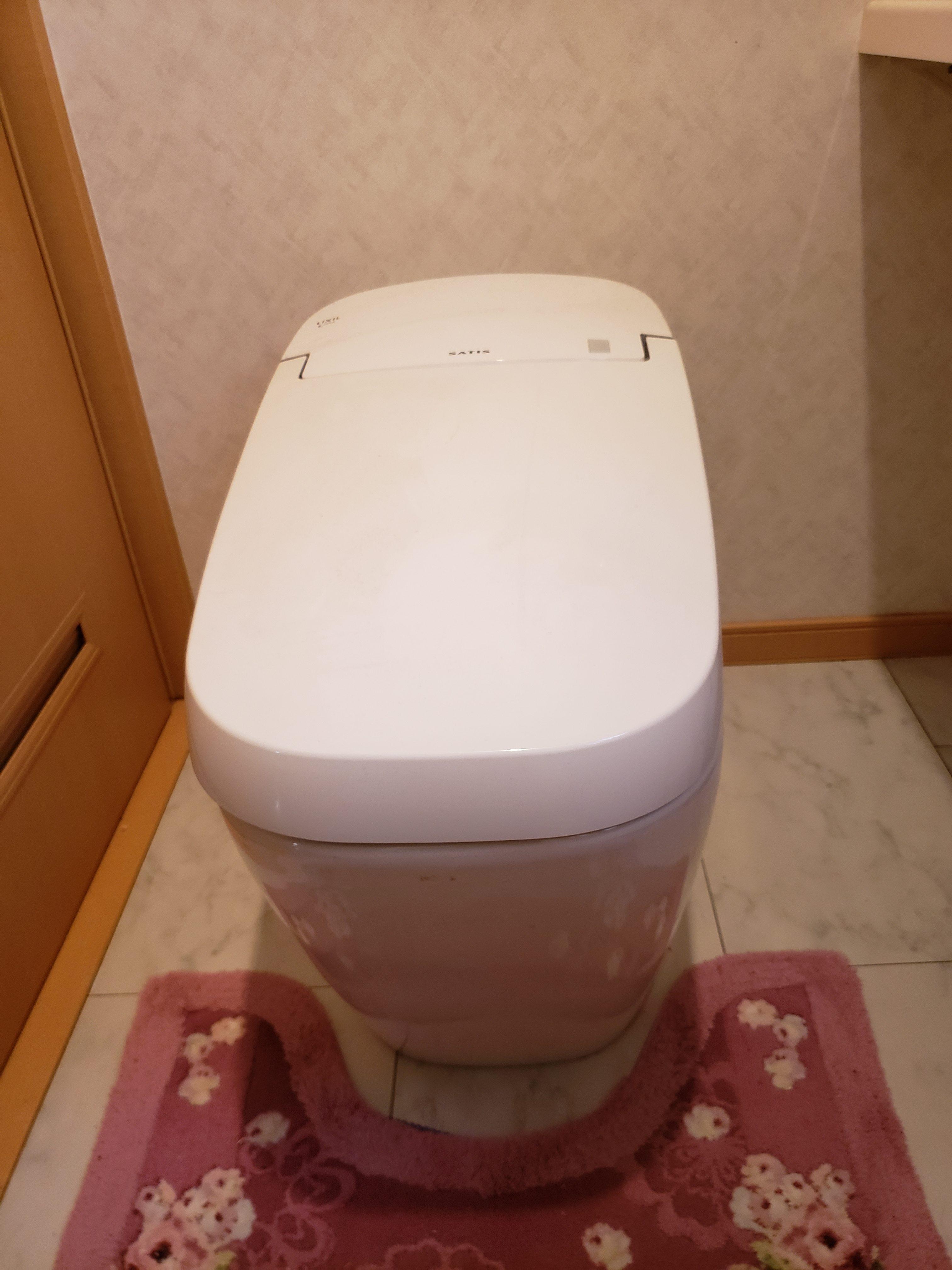ギャラリーパティオのトイレ プチリフォームの施工事例写真