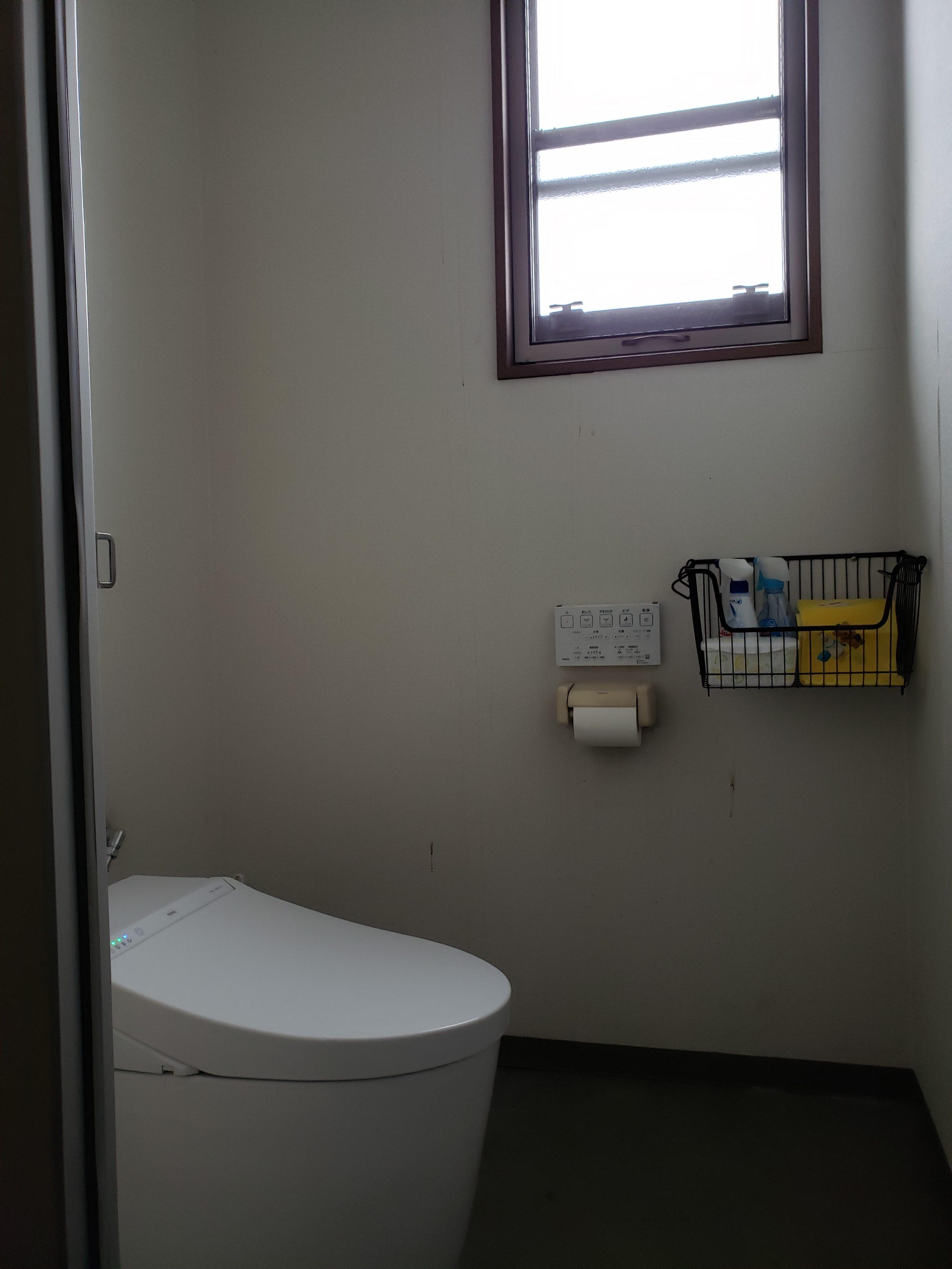 事務所 トイレ ヘイセイジャンプ ギャラリーパティオの現場ブログ メイン写真