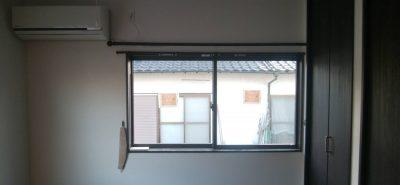 施工事例:和室⇒洋室 リフォーム 窓編