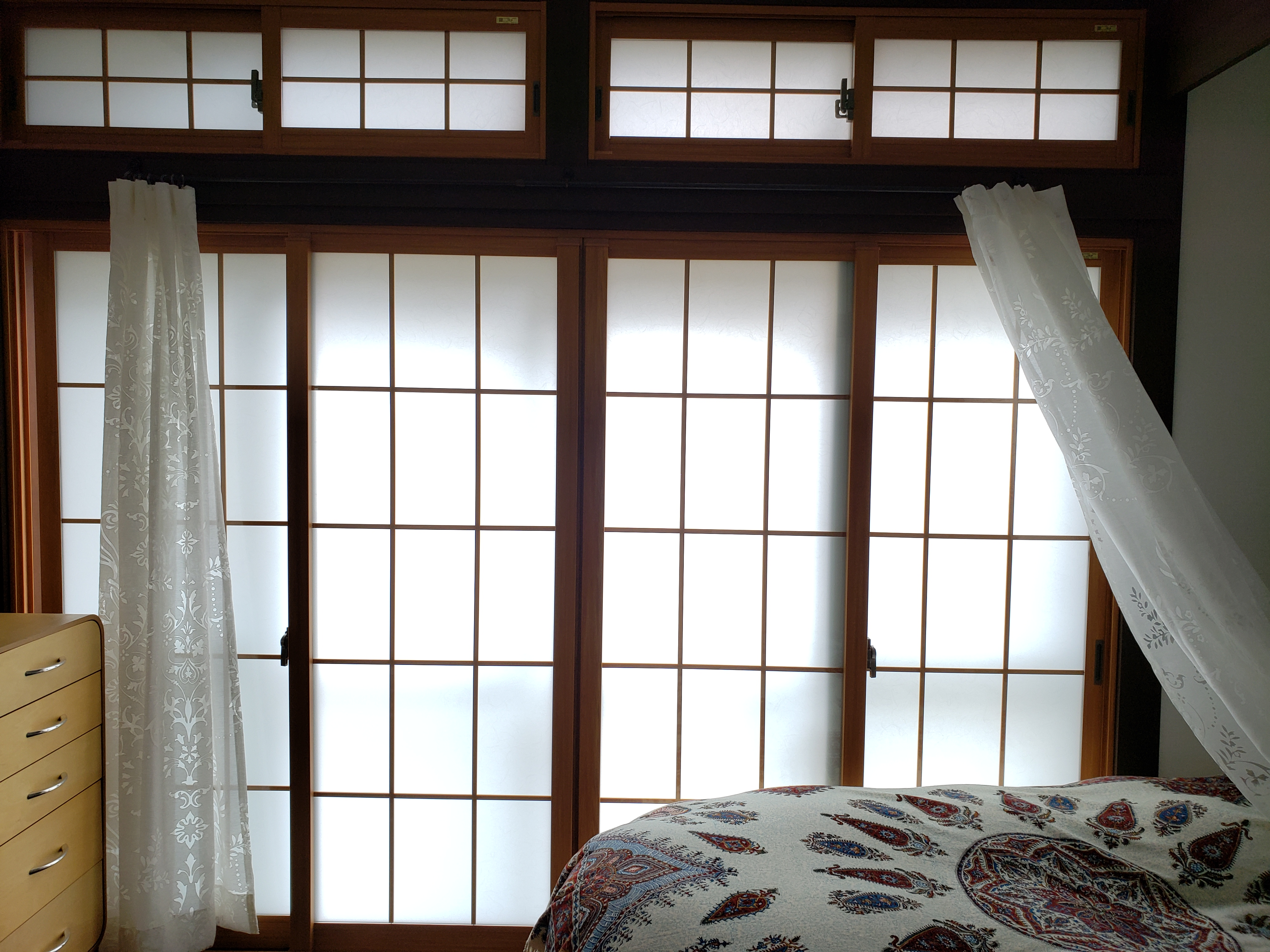 ギャラリーパティオの窓 リフォーム 内窓の施工事例写真