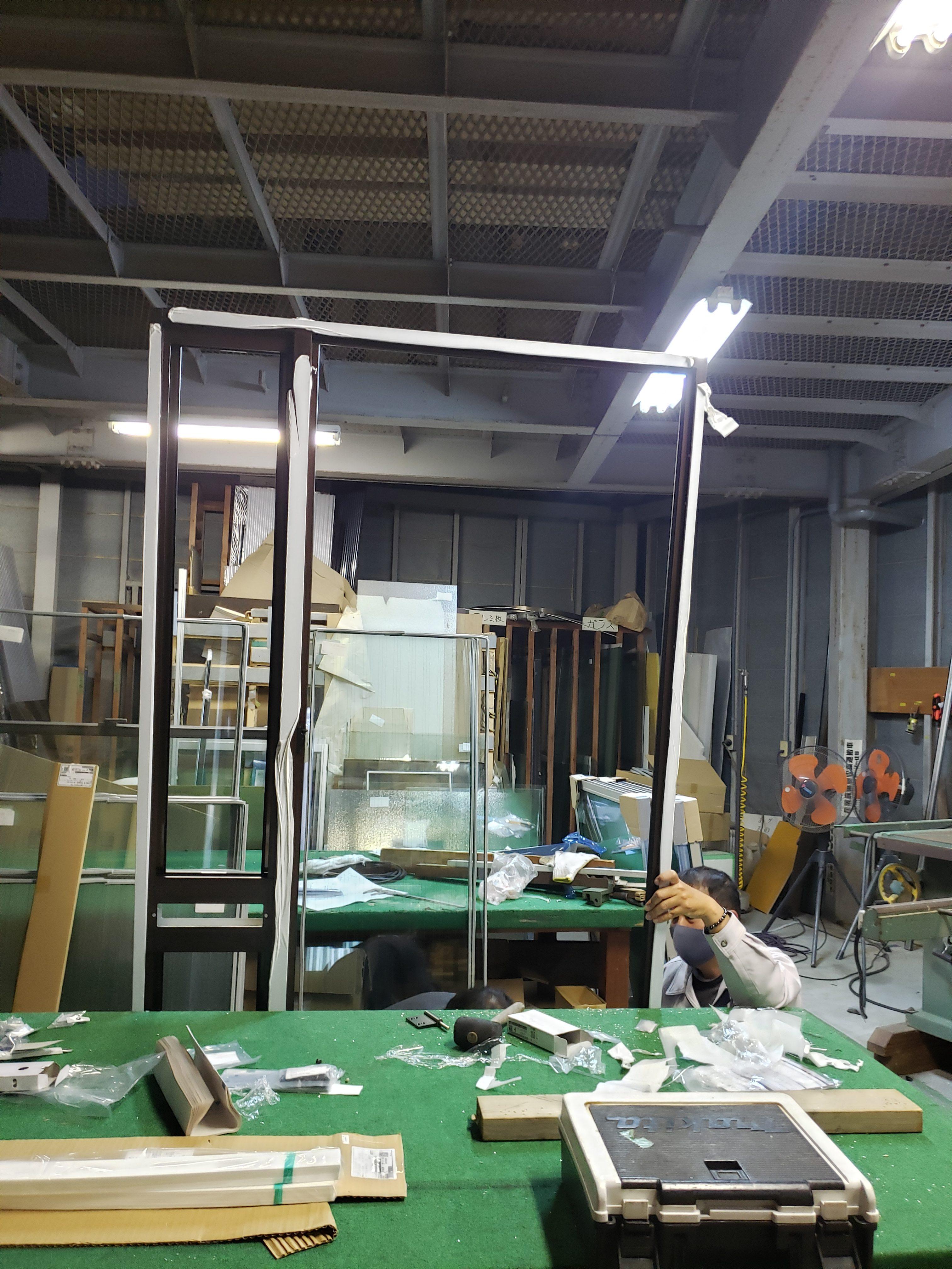 リシェント組立 ギャラリーパティオの現場ブログ メイン写真