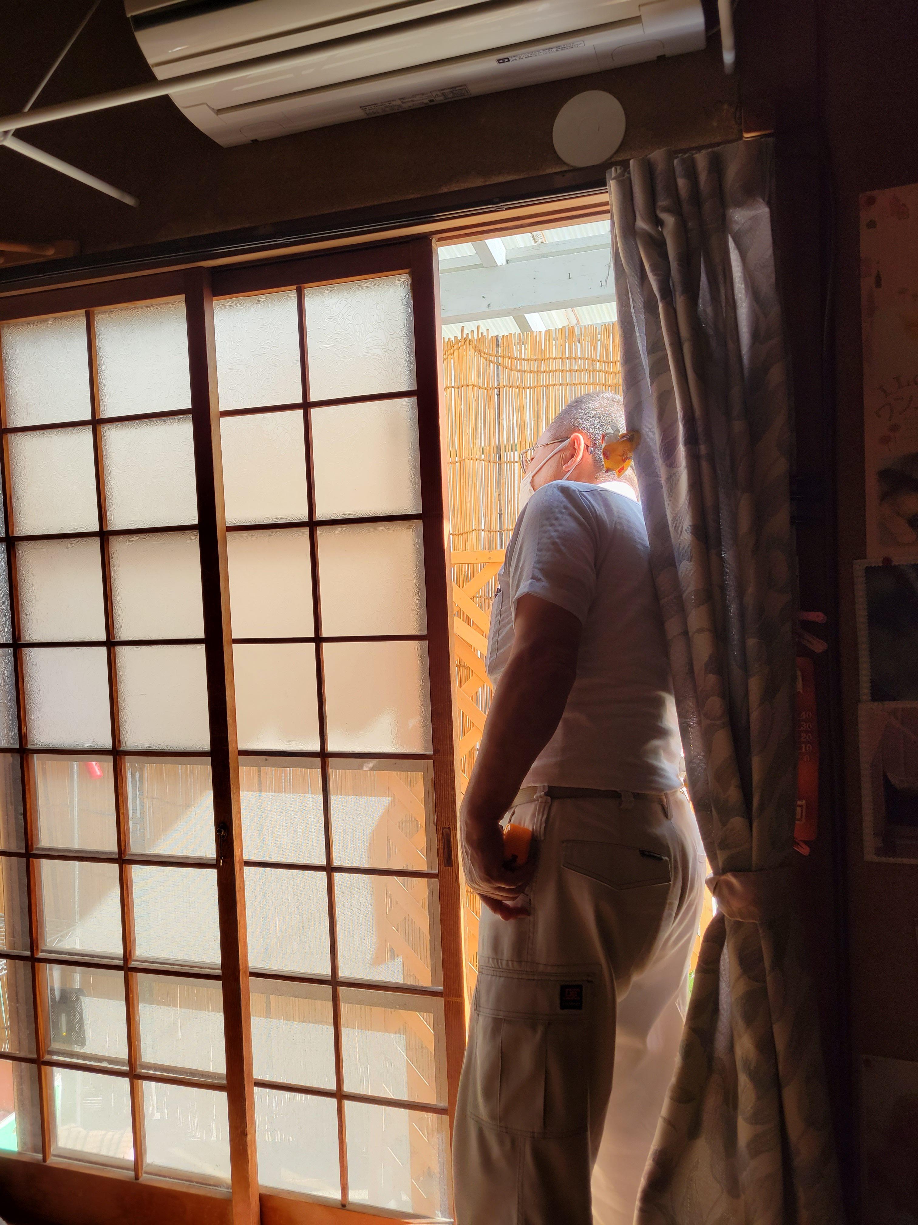 木製窓 取替 現調 ギャラリーパティオの現場ブログ メイン写真