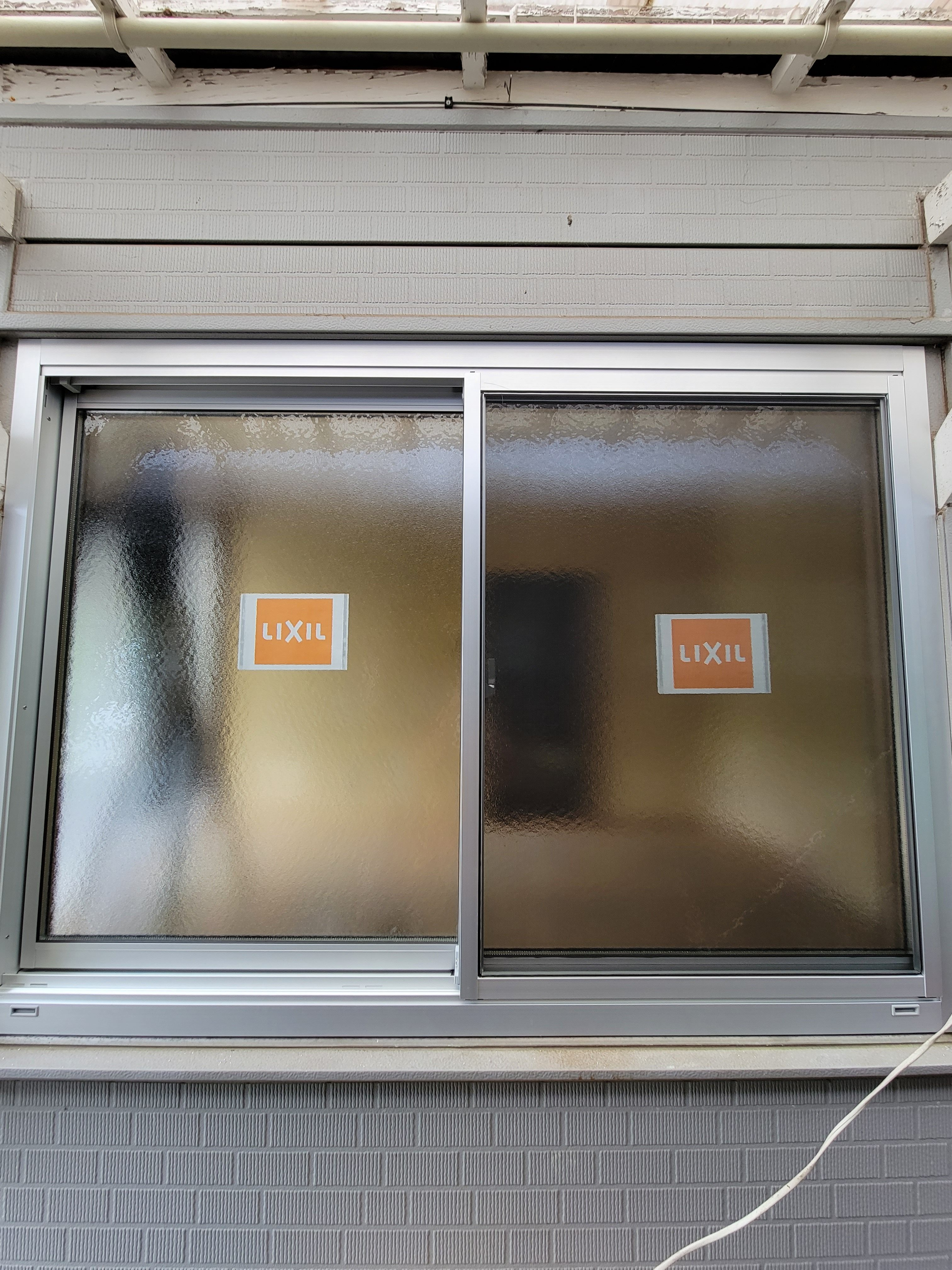 ギャラリーパティオの窓 交換 リプラスの施工事例写真