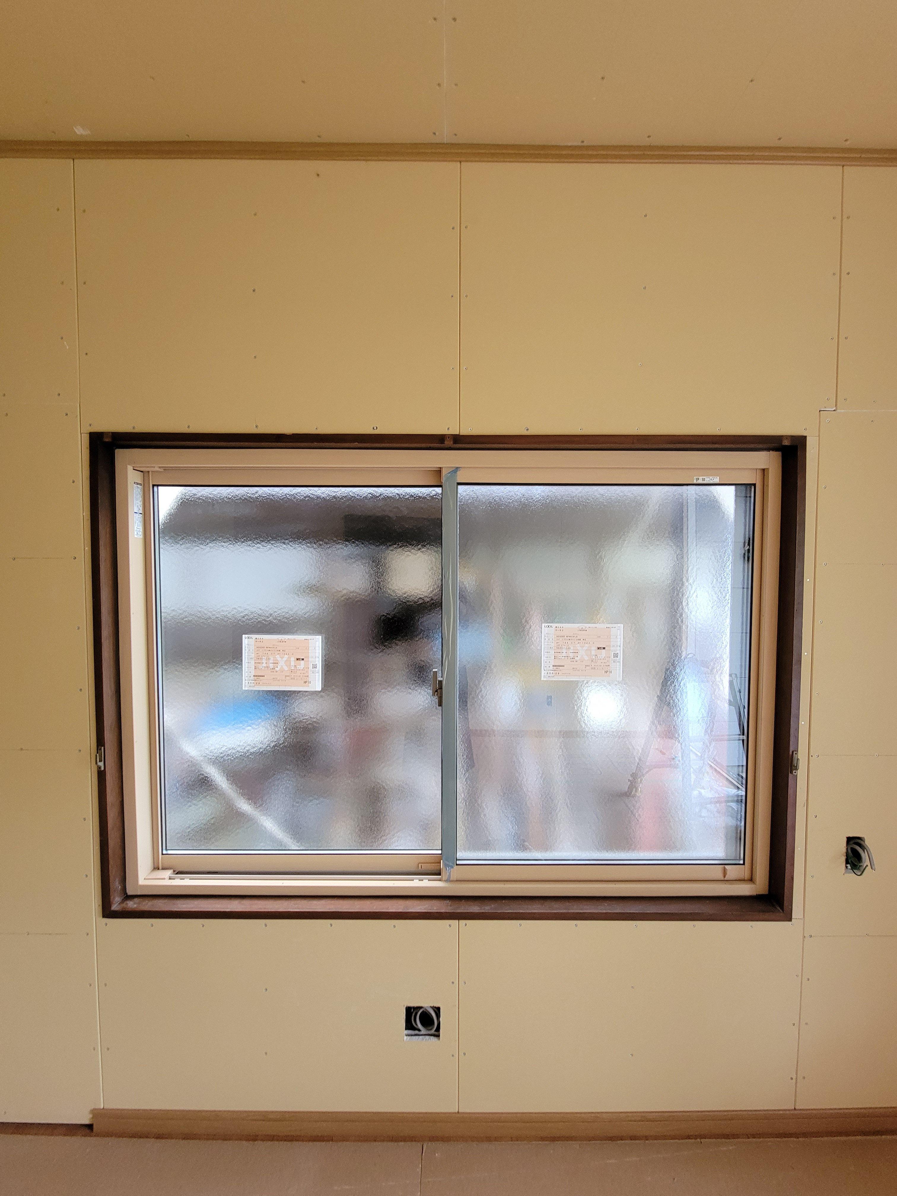 ギャラリーパティオの窓 交換 リプラスの施工後の写真2